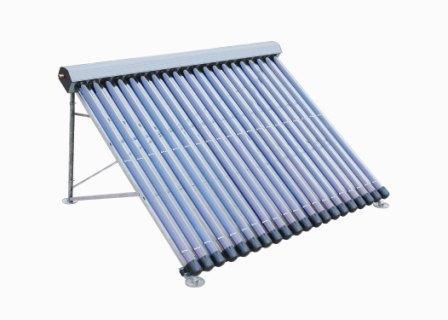 Super heat pipe collector